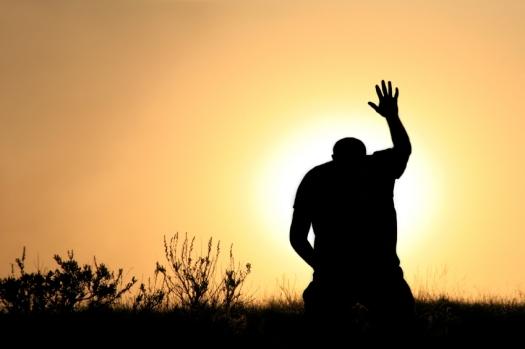 prayer-in-field