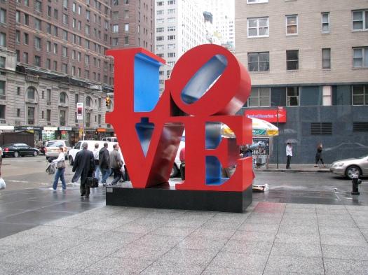 LOVE_sculpture_NY