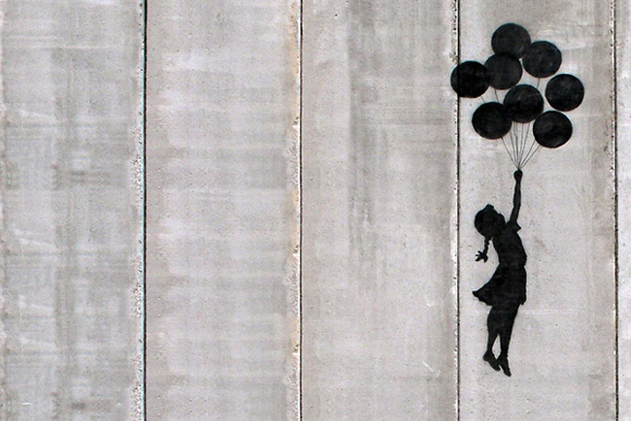 Flying-Balloons-Girl-by-Banksy