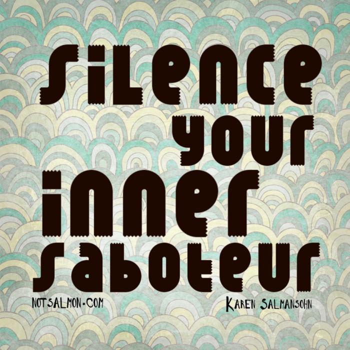poster-silence-inner-saboteur