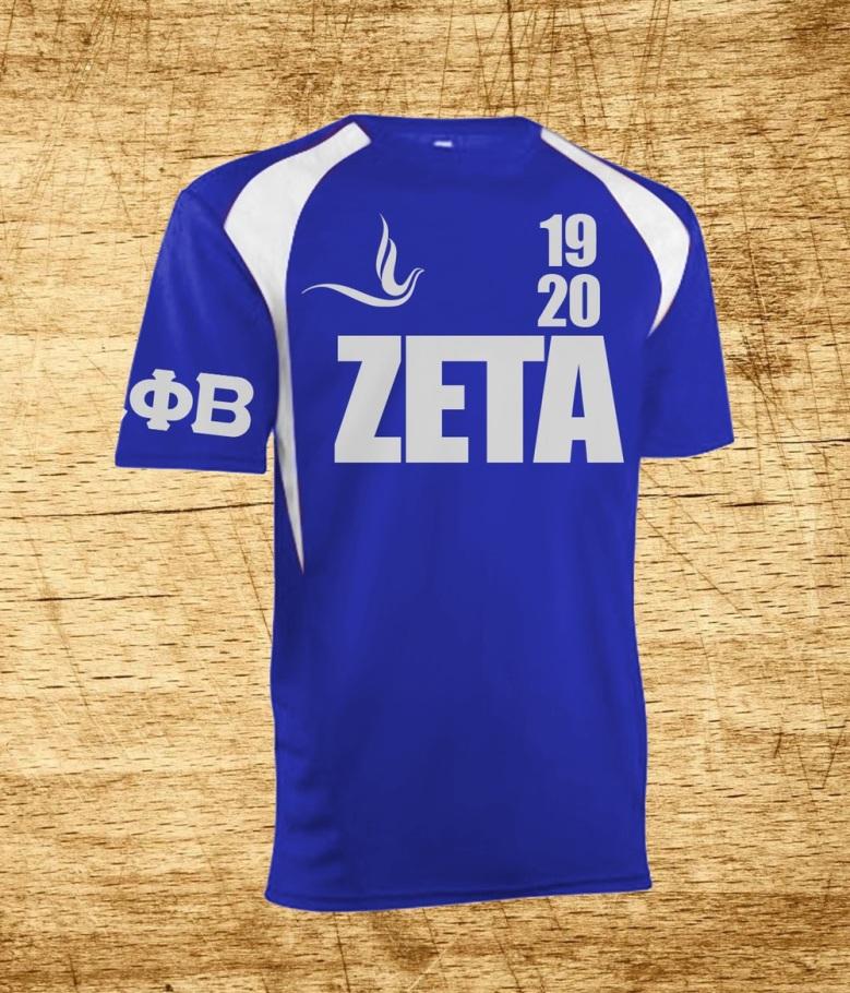 Zeta Soccer Shirt