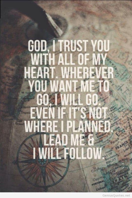 I-trust-God