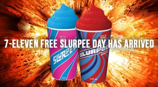 free-slurpee-day