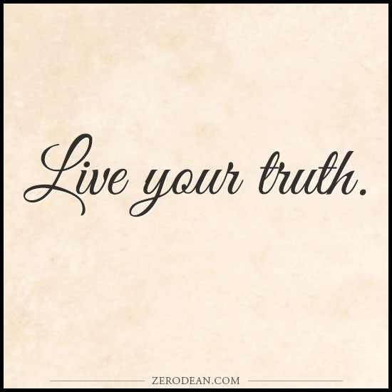 live-your-truth